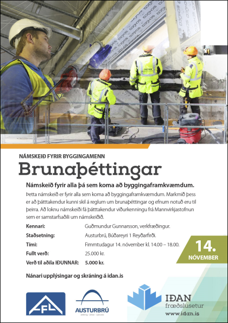 Brunaþettingar